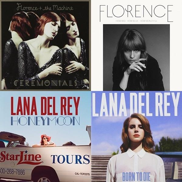 Favorite Female Vocals