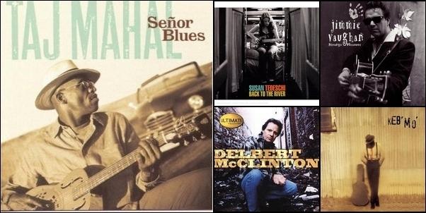 I Got the Contemporary Blues