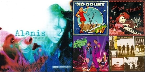 1995 hits