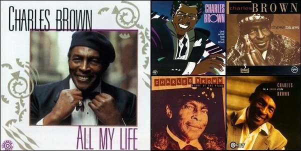 Charles Brown Playlist