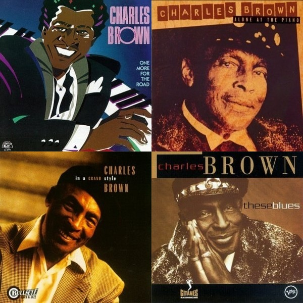 Charles Brown Playlist