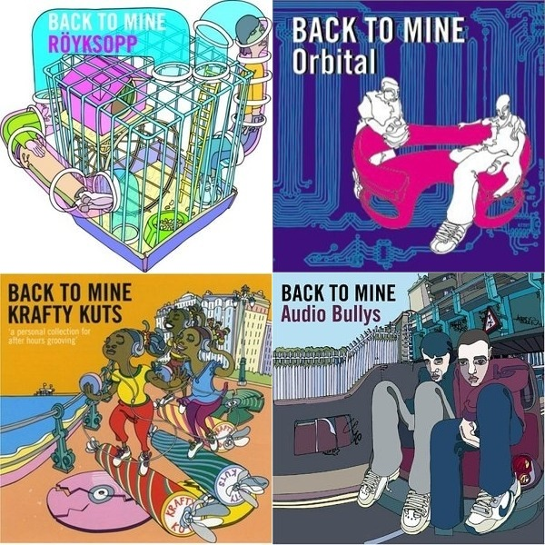 Back to Mine Series