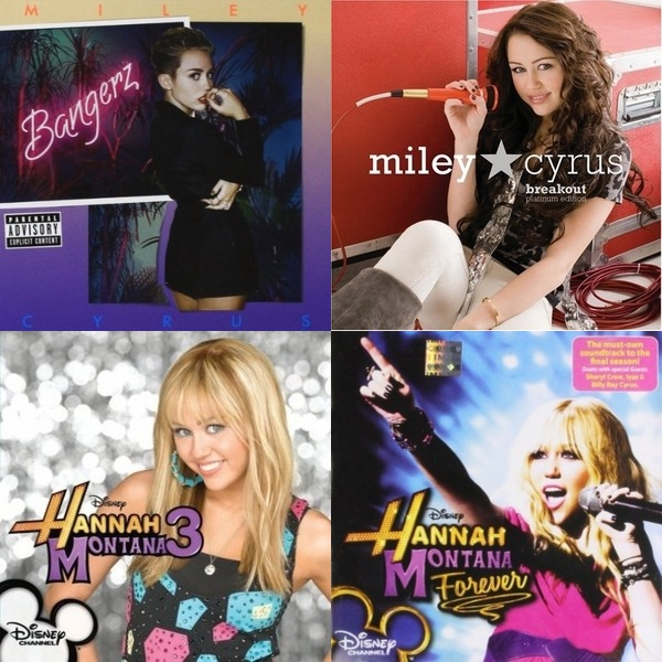 Miley Cyrus (Pop - and some rock and roll )