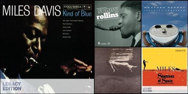 Miles Davis and associates