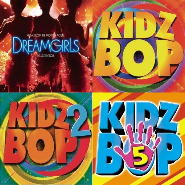 My Kidz Bop Playlist