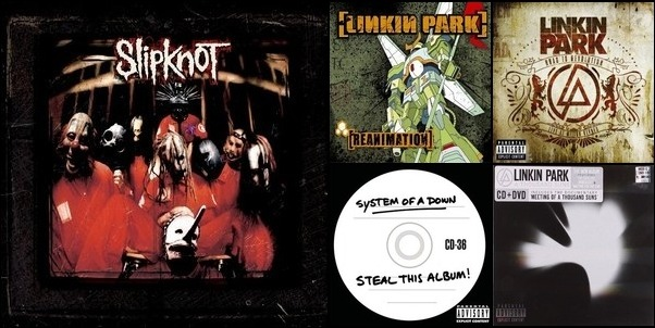 linkin park music