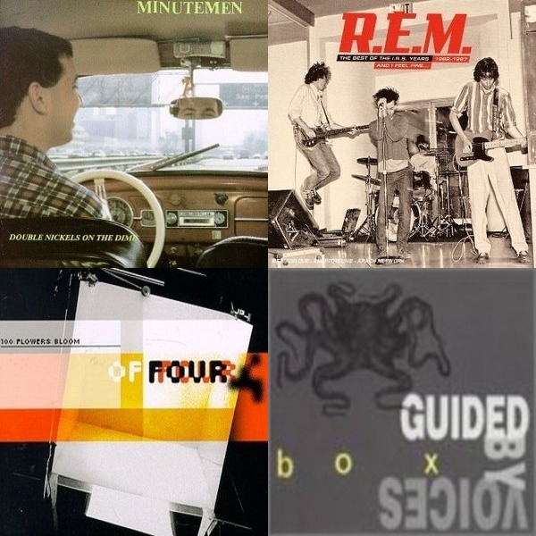 Post-Punk And College Rock