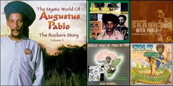 Augustus Pablo's Breeze from the East