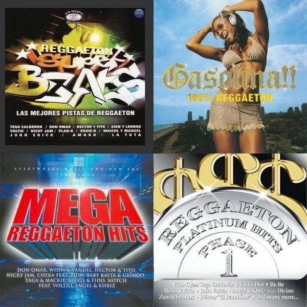 Reggaeton to the ground.