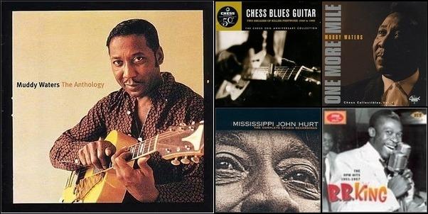 Blues Guitar Favorites