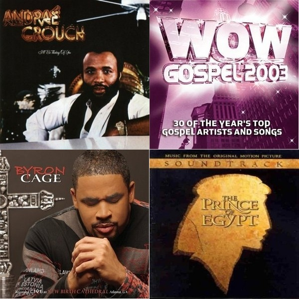 Classyladym's Gospel Grooves