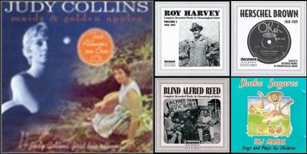Traditional American Folksongs