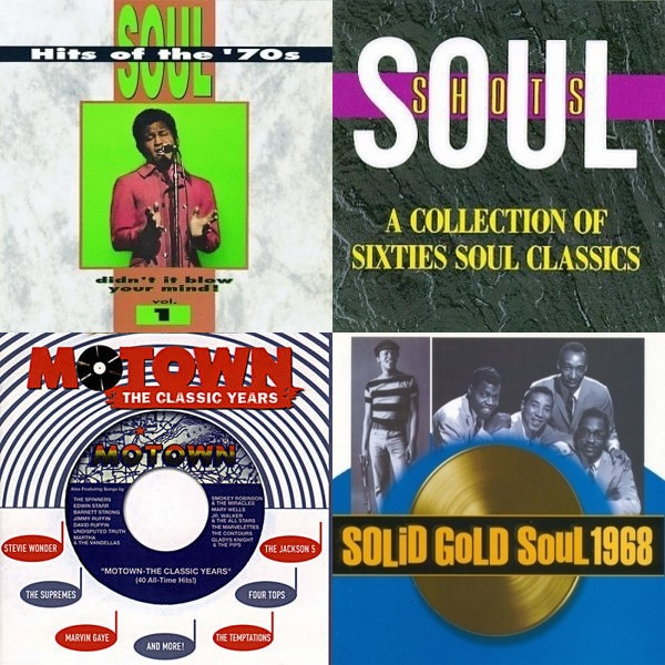 Soul to the R&B: the 60's & 70's