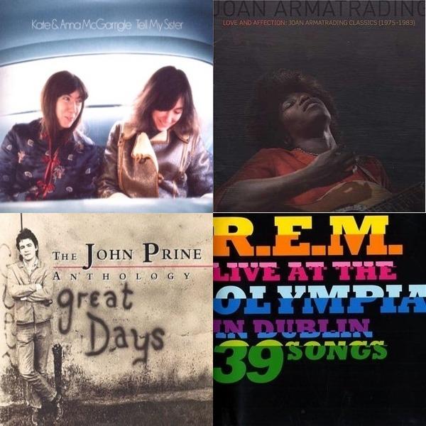 Favorite Songwriters