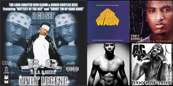 R & B...