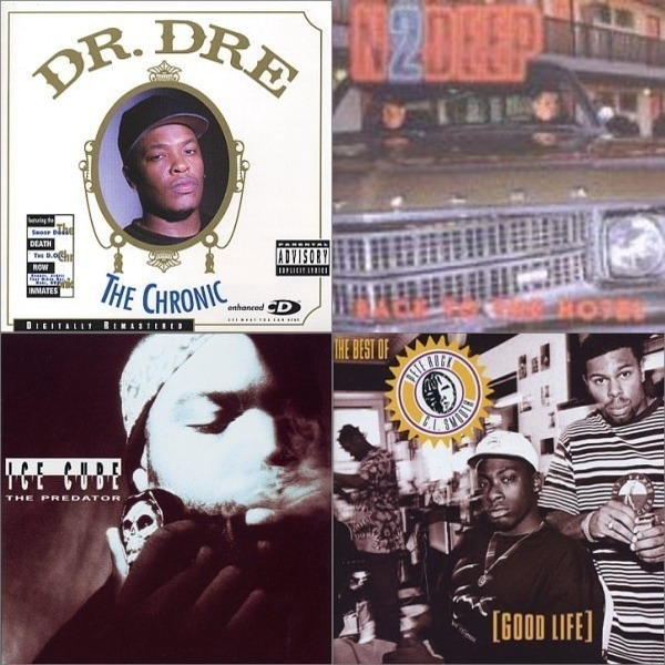 Hip Hop 90-92