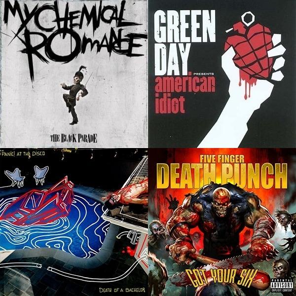 My Chemical Romance Danger Days