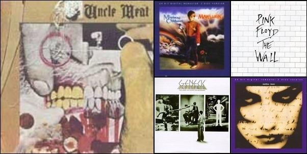 Top Progressive Rock Albums