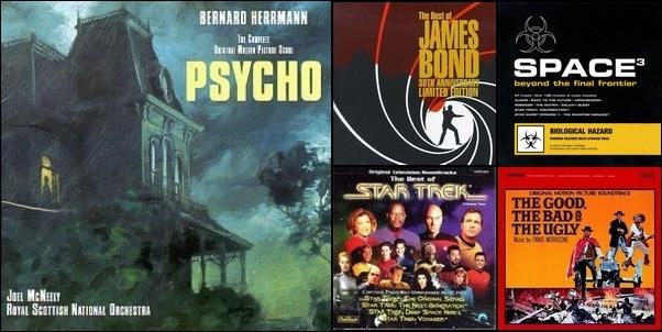 Movie Music 1950-60