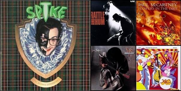 Albums of Eighty-Nine
