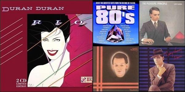 JJRAM THE 80's
