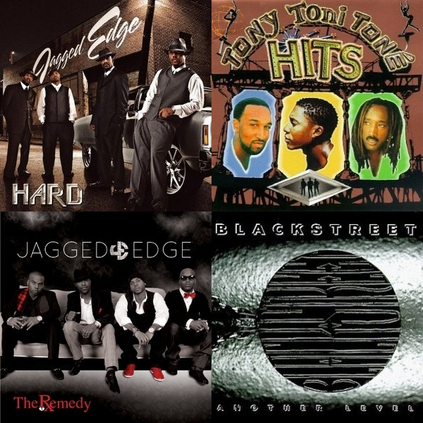The best R&b groups