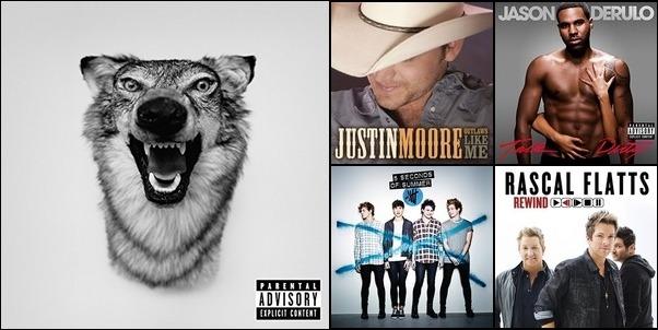 Ryan's Songs
