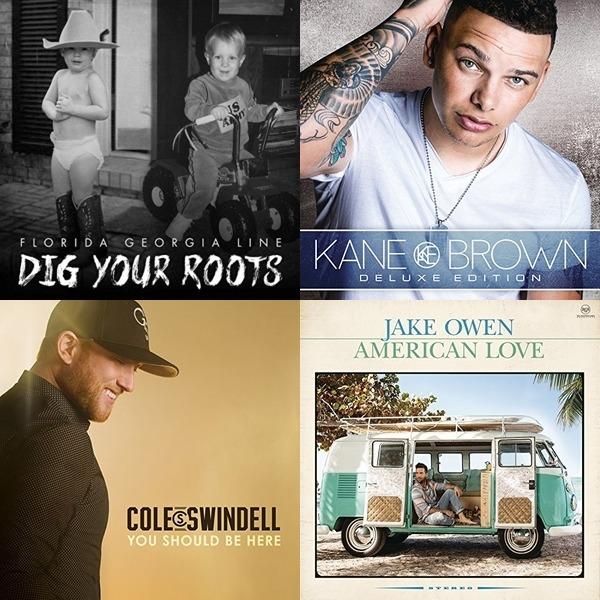 Zacks country playlist
