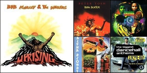 Big Ups Reggae!