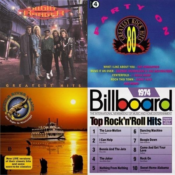 BGood Classic Rock Through the Years!