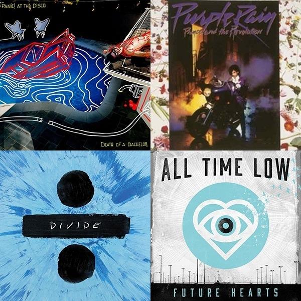 mixed pop,rock