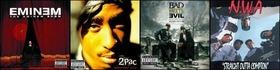 90s-80s Hip Hop