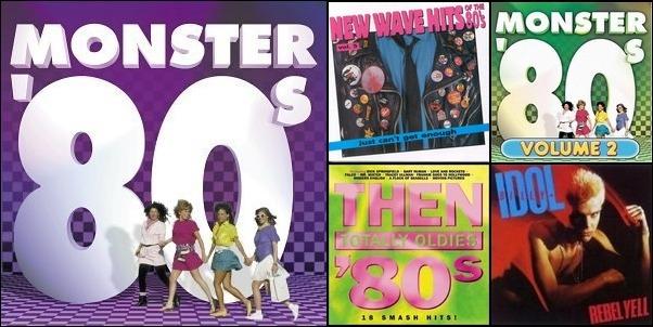 My 80's mix