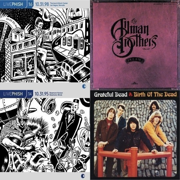 Jam Bands - PS