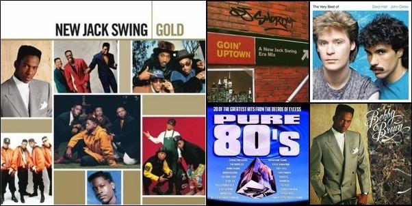 Lady Z's RETRO: The 80s