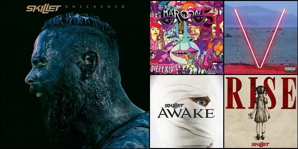 Awesome band Songs