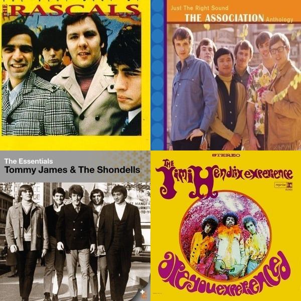Dave's '60's Jukebox