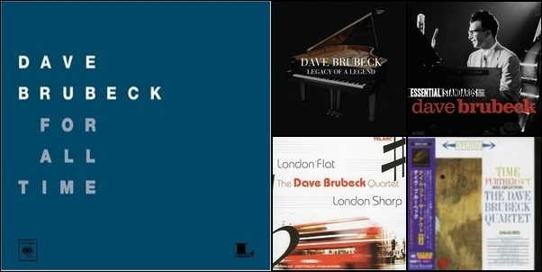 Take Five with Dave Brubeck