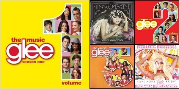Glee and Committed