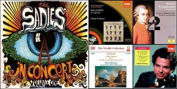 Classical Piano, Violin & Concerts