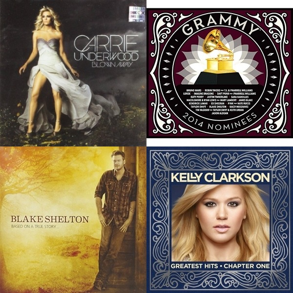 Current Country 2013-14