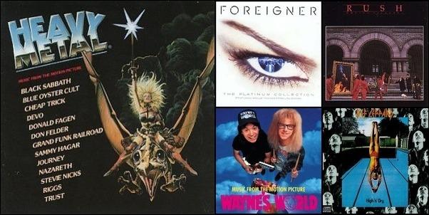 80's Rockn'Roll