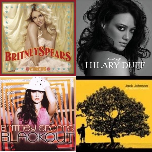 Pop hits