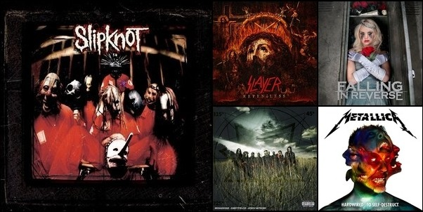 slipknot and metal 2