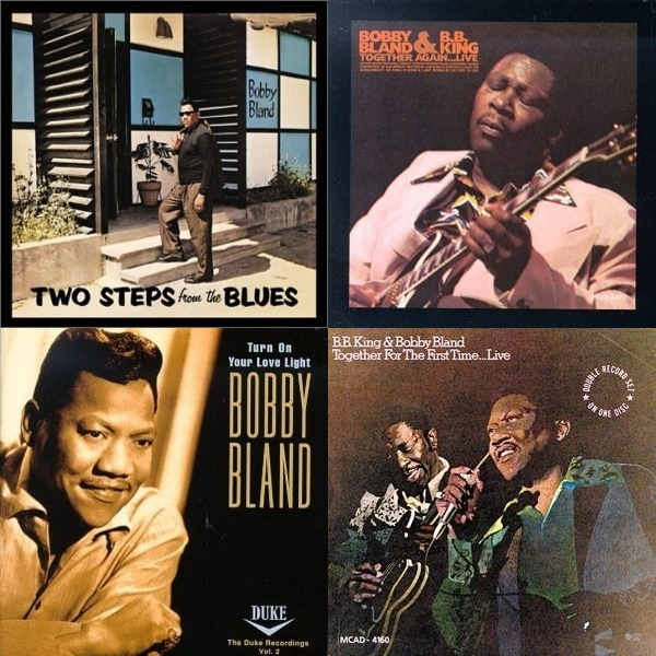 Bobby 'Blue' Bland Playlist