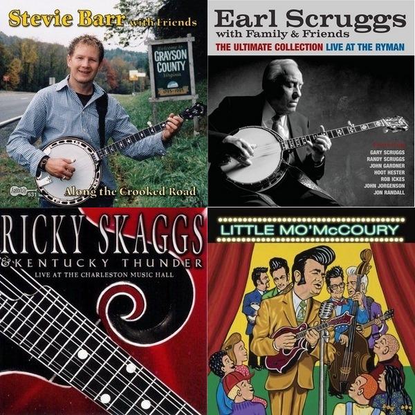 Modern Bluegrass