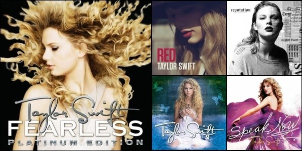 Taylor Swift The Best