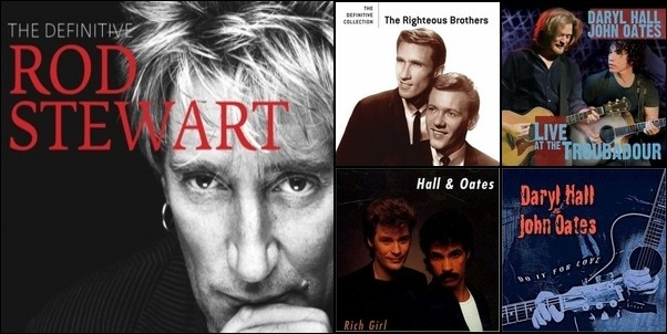 Hall & Oates & more