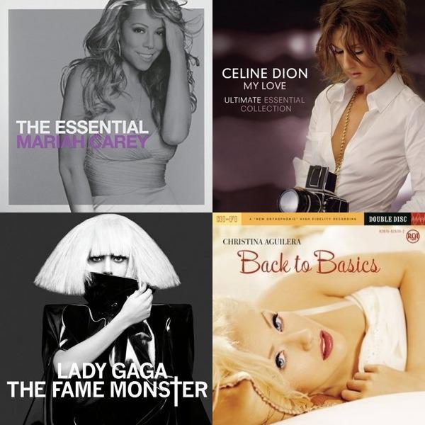 My Favorite Female Artists