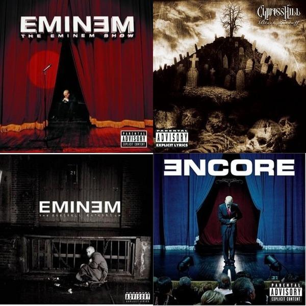 Some White Boy's Favorite Hip-Hop